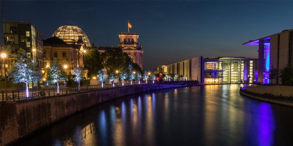 Abendfahrt durch Berlin - Bild 5