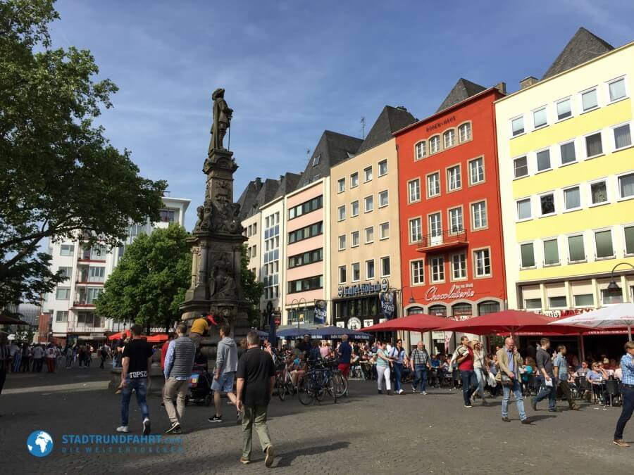 Altstadtführung durch Köln - Bild 1