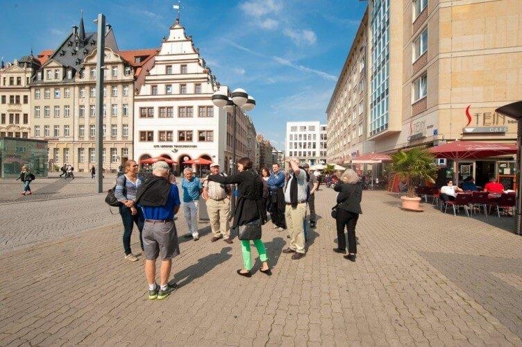 Stadtrundgang durch die Innenstadt - Bild 3