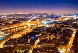 Paris bei Nacht & Grosse Stadtrundfahrt - 2 Tage