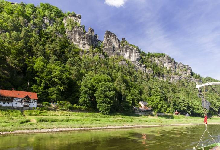 Sächsische Schweiz - Von Dresden per Raddampfer durch den Nationalpark! - Bild 5