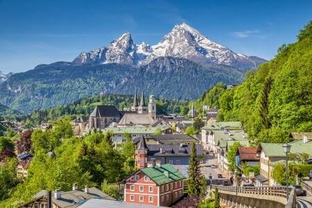 Ausflug Berchtesgaden & Obersalzberg