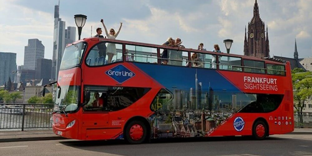Express-Stadtrundfahrt - 13 Haltestellen - Bild 1