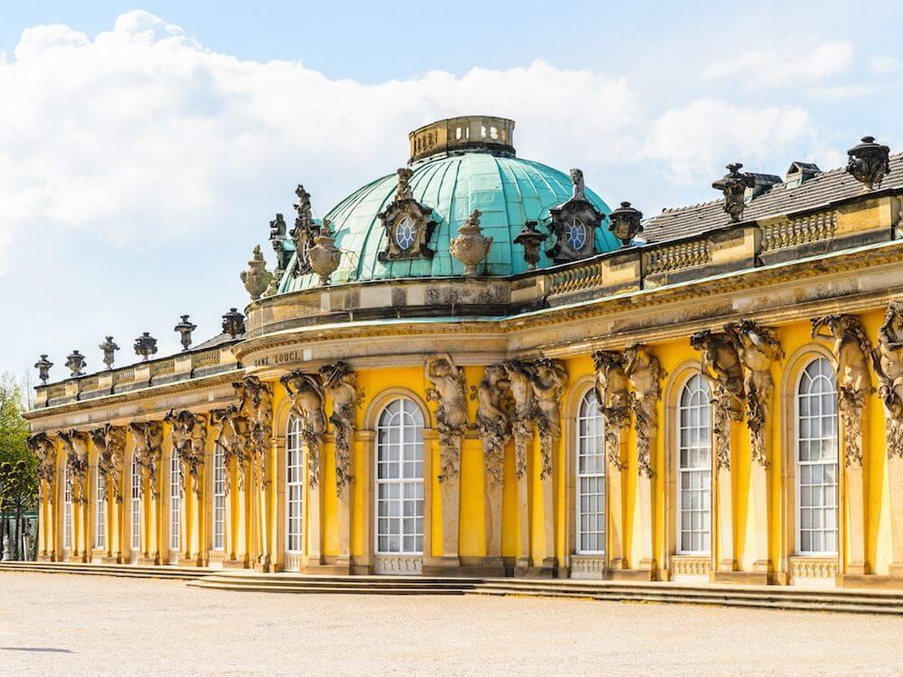 Ausflug nach Potsdam und Sanssouci - Bild 1