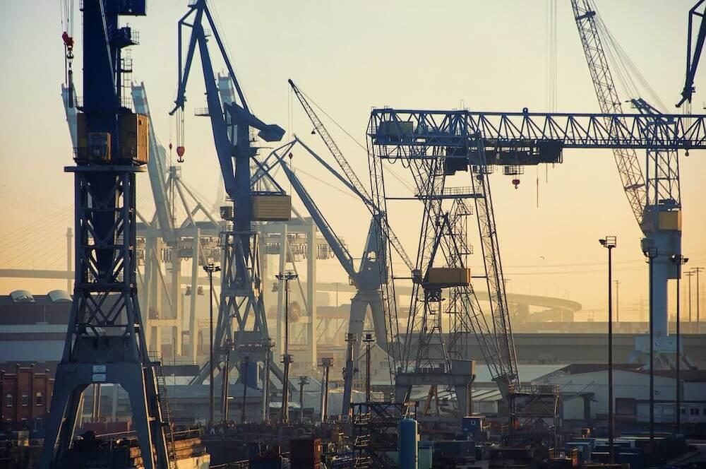 Große Hafenrundfahrt - Bild 2