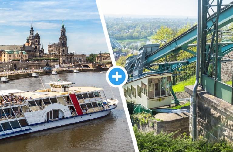 Große Entdeckertour - Schiff, Bus & Bergbahn