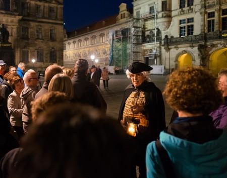 Dresdner Nachtwächterrundgang