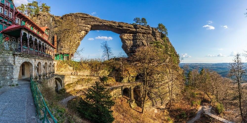 Schrammsteinfahrt - Mit dem Raddampfer ins Böhmische - Bild 1