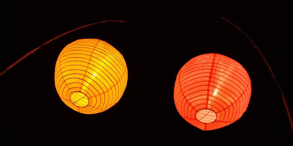 Kanufahrt mit Lichterschein - Lampionfahrt per Boot - Bild 2