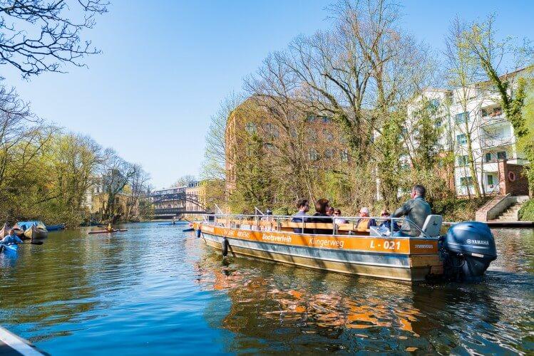 Kanalrundfahrt - Bild 3