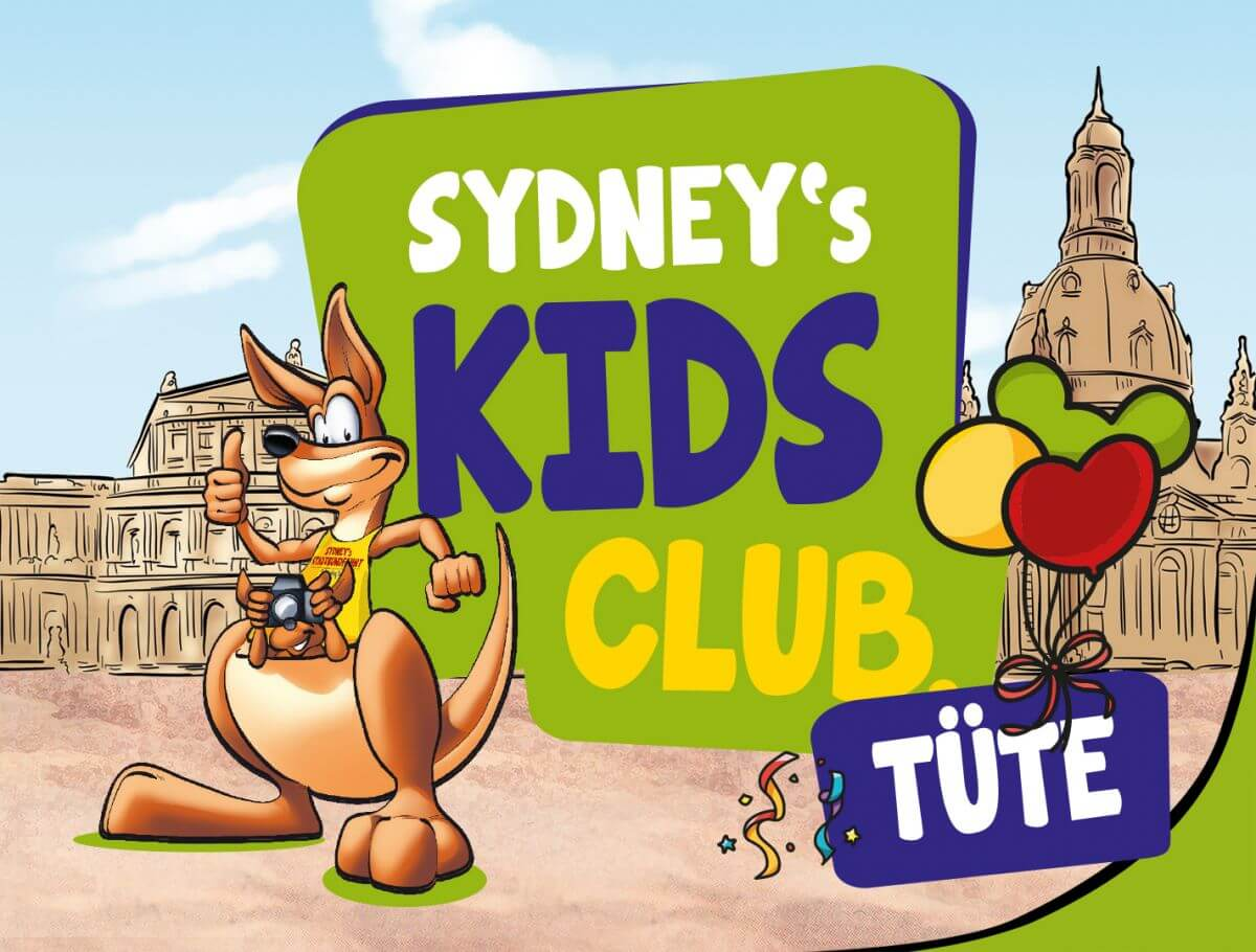 Sydneys Kids-Club-Tüte - Bild 1