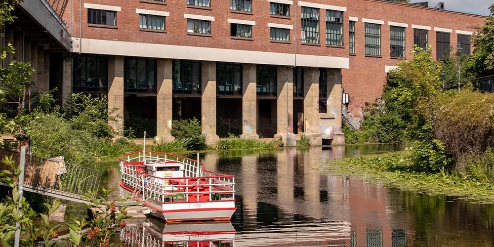 Geführte Kanalfahrt zum Lindenauer Hafen - Bild 2