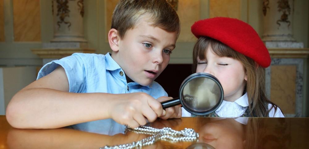 Kinderführung in der Oper - Semper und die Detektive - Bild 4