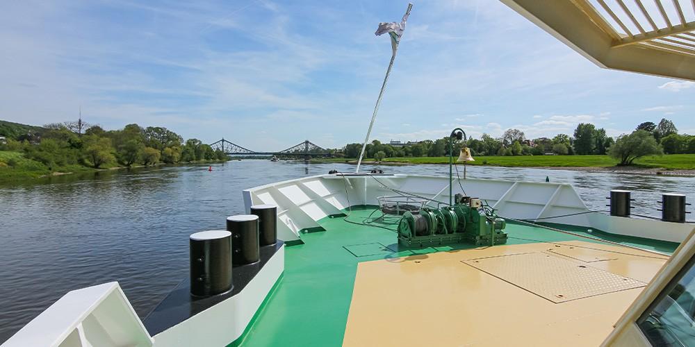 Summer Chillout - Mit Musik und Drinks über die Elbe - Bild 6