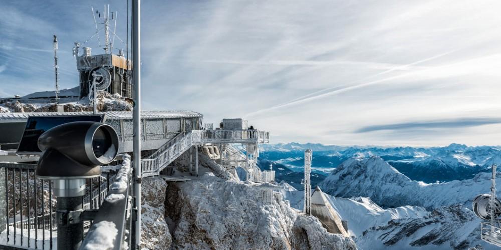 Ausflug Zugspitze - höchster Berg Deutschlands - Bild 5