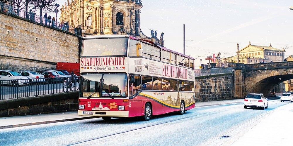 Dresdner Weihnachtsmärchen - Weihnachtliche Rundfahrt & Rundgang Weihnachtsmärkte - Bild 2