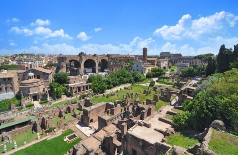 Führung: Kolosseum, Forum Romanum & Palatin Hügel - Bild 4