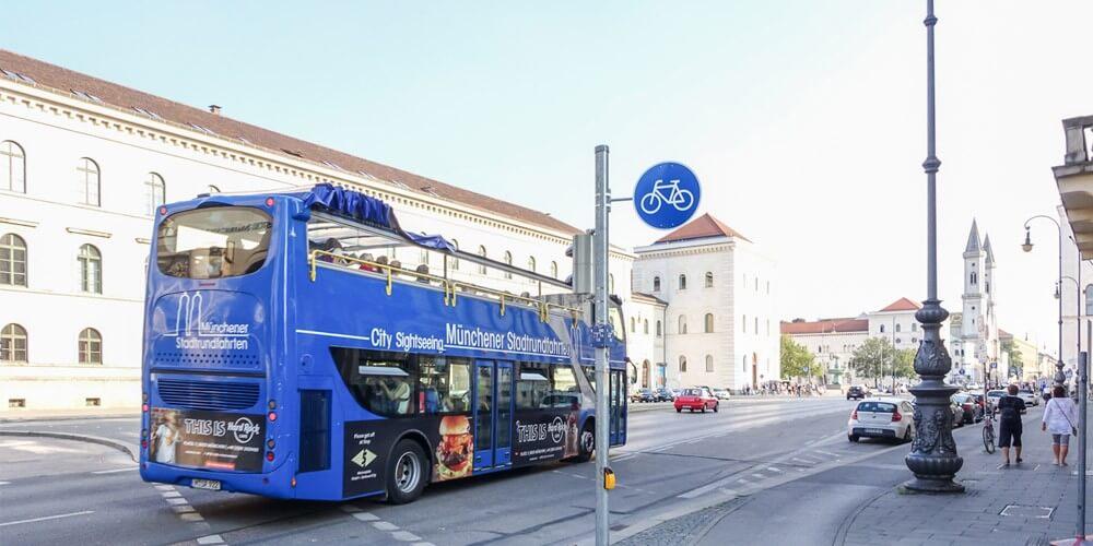 Grosse Stadtrundfahrt - alle Highlights für 48 Std. - Bild 2
