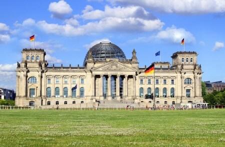 Führung Reichstag Glaskuppel & Parlamentsviertel