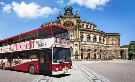 Grosse Stadtrundfahrt 22 Haltestellen