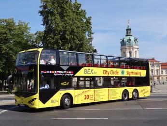 Stadtrundfahrt 12 Haltestellen