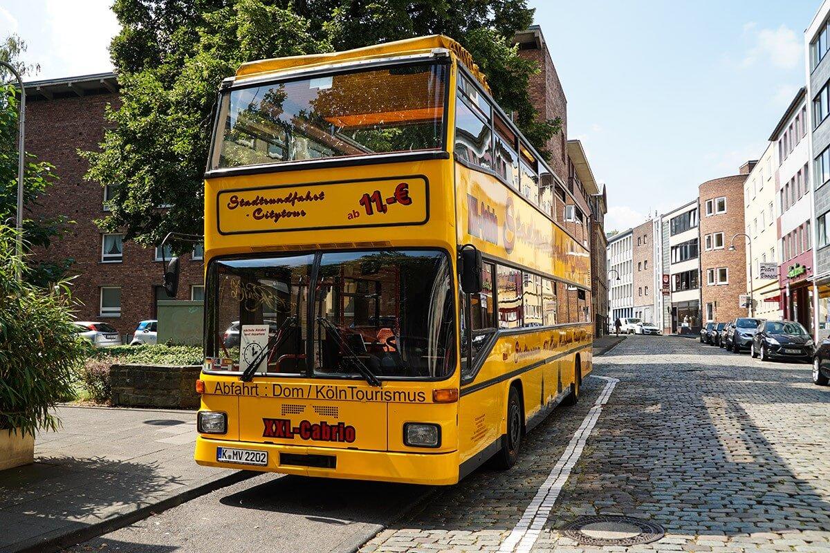 Stadtrundfahrt Hop on & Hop off - Bild 1