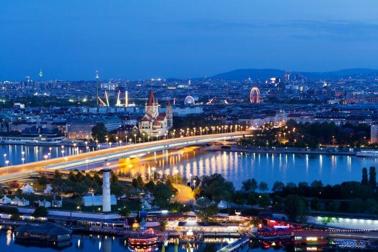 Wien bei Nacht - Bild 3