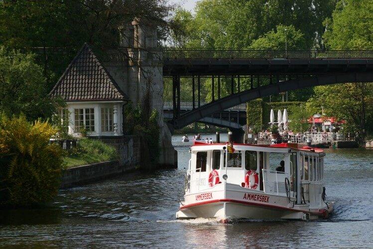 Alsterrundfahrt & Grosse Stadtrundfahrt - Bild 1