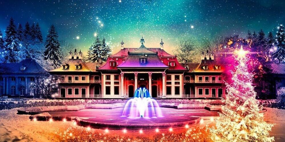 Christmas Garden Dresden 2021
