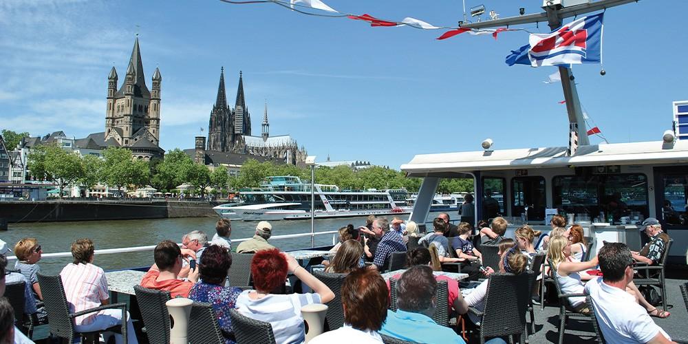 Panoramarundfahrt auf dem Rhein - Bild 3