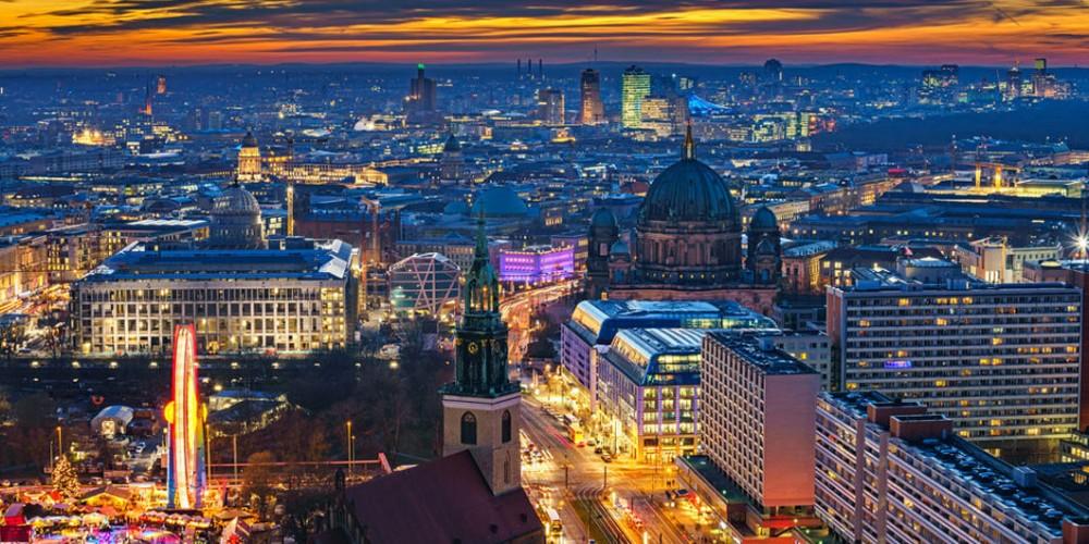 Abendfahrt durch Berlin - Bild 3