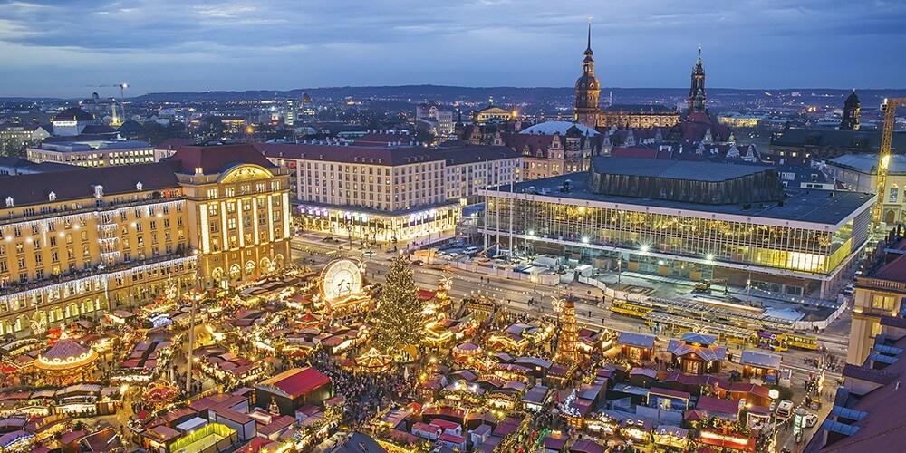 Dresdner Weihnachtsmärchen - Weihnachtliche Rundfahrt & Rundgang Weihnachtsmärkte - Bild 4