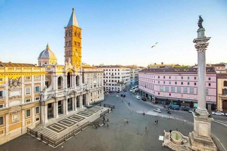 Halbtagestour: Basiliken, Heilige Treppe & Katakomben - Bild 2