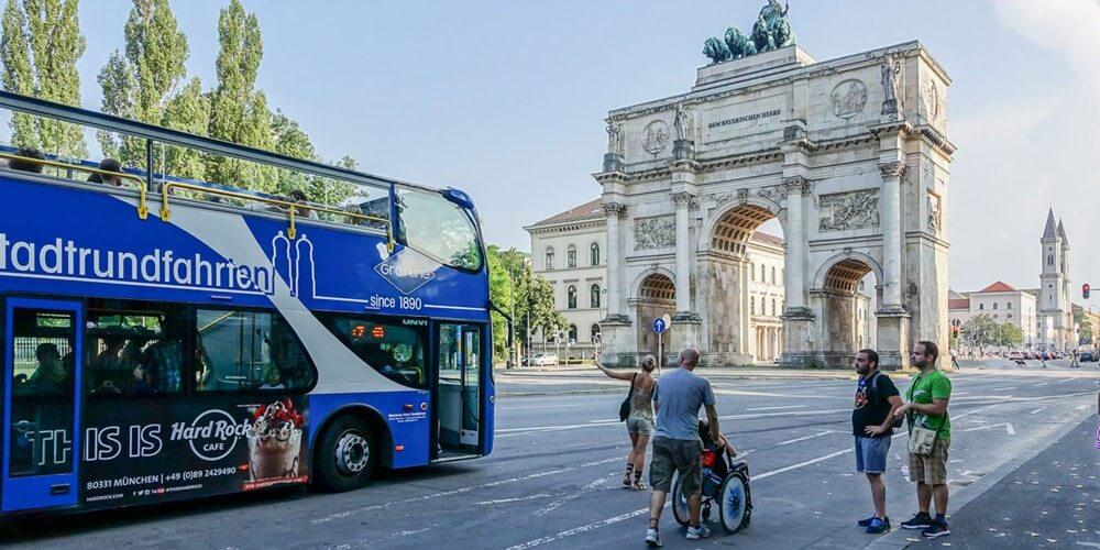 Stadtrundfahrt - die wichtigsten Höhepunkte - Bild 2