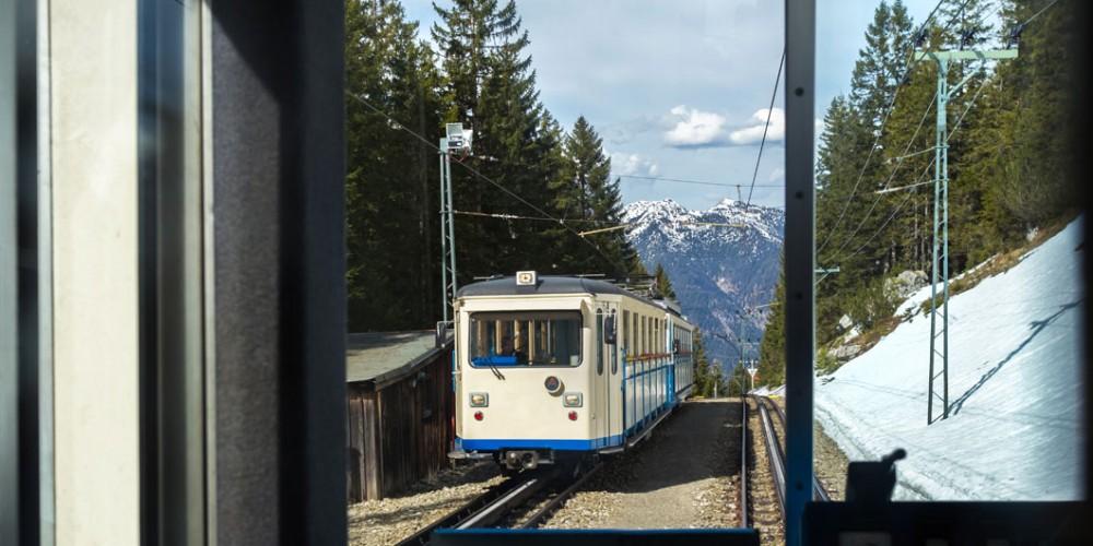 Ausflug Zugspitze - höchster Berg Deutschlands - Bild 4