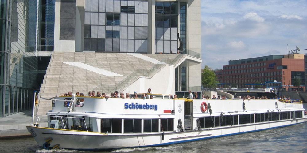 Spreerundfahrt - Berlin Zentrum - Bild 4