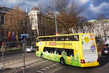 GROSSE STADTRUNDFAHRT inkl. Stadtführung - 72 Std. Ticket