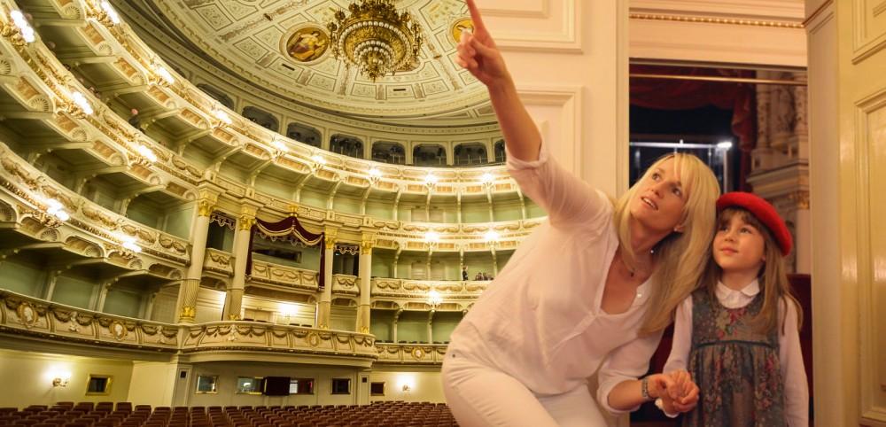 Kinderführung in der Oper - Semper und die Detektive - Bild 1