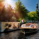 Grachtenfahrt - Amsterdam Zentrum - Bild 3