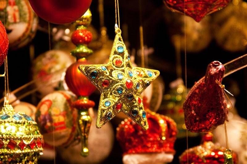 Romantischer Weihnachtsmarkt am Dresdner Schloss
