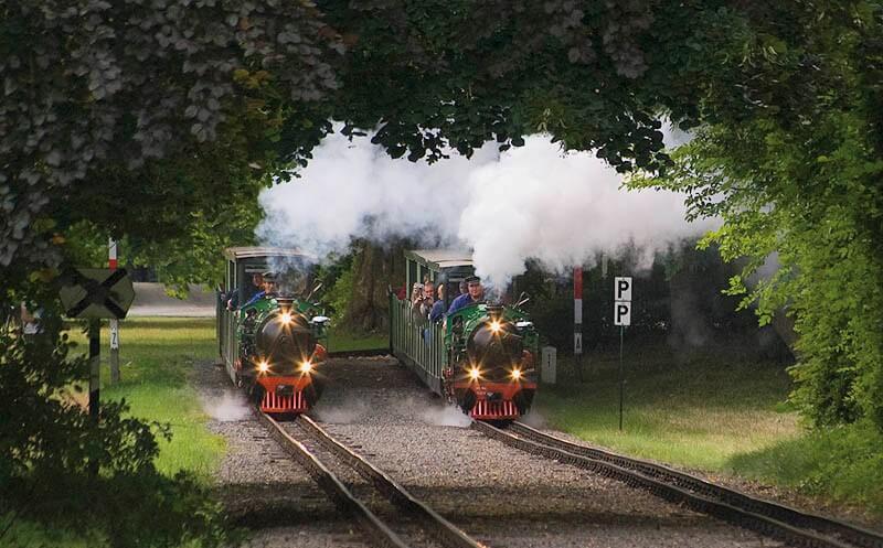 Parkeisenbahn im Großen Garten