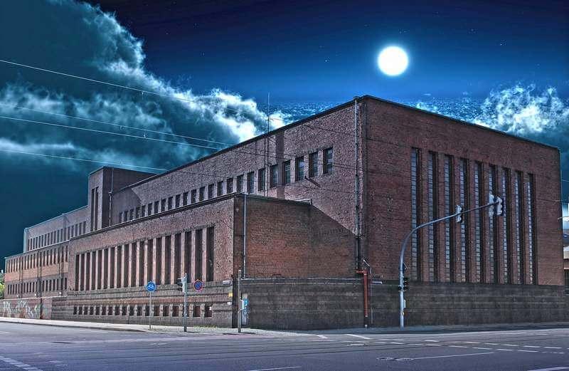 Kraftwerk Mitte - KraftWerk Dresdner Energiemuseum