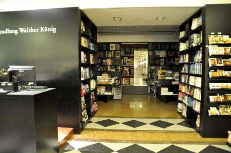 Buchhandlung in der Gemäldegalerie Alte Meister