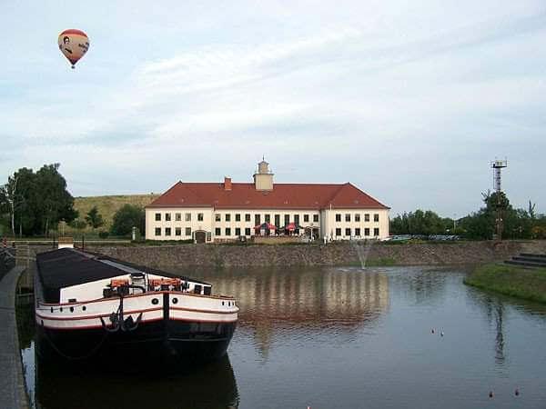 Fischhaus Alberthafen