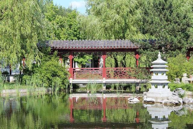 Gärten der Welt im Erholungspark Marzahn