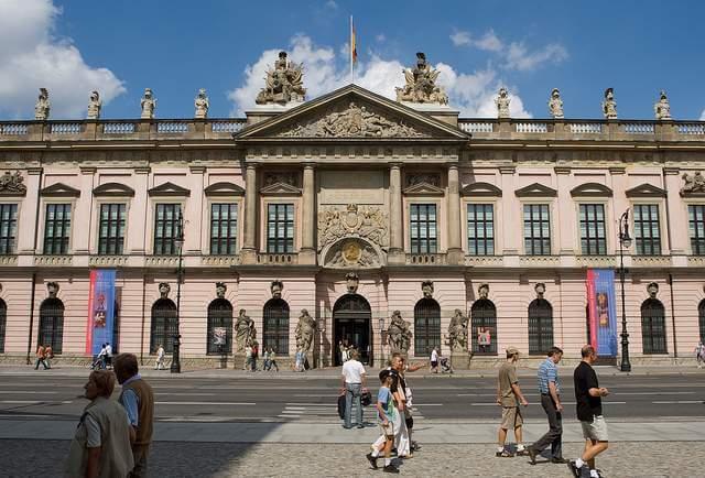 Zeughaus - Deutsches Historisches Museum