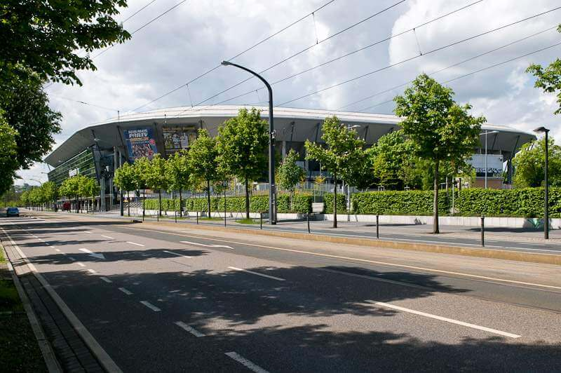 Rudolf-Harbig-Stadion (Fußballstadion der SG Dynamo Dresden)