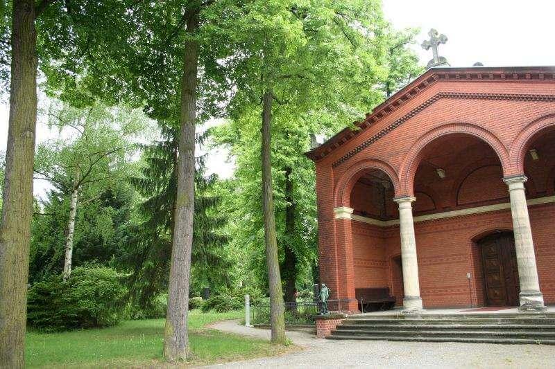 Kirchhöfe Bergmannstraße