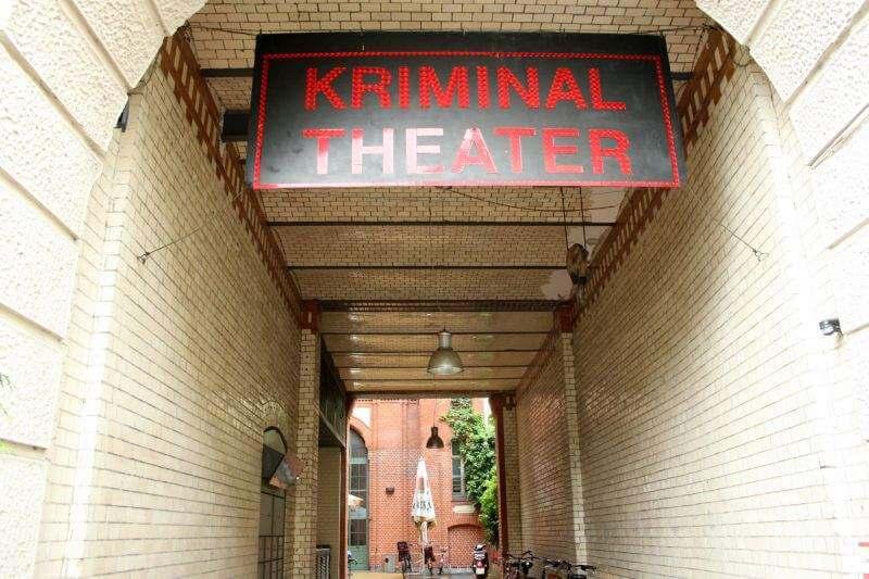 Kriminaltheater