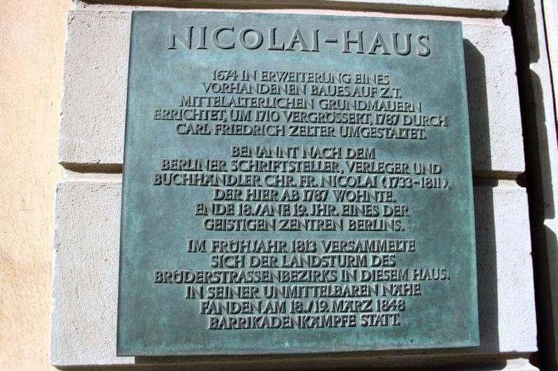 Nicolaihaus
